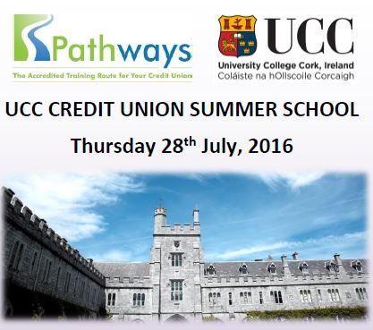 UCC CREDIT UNION SUMMER SCHOOL