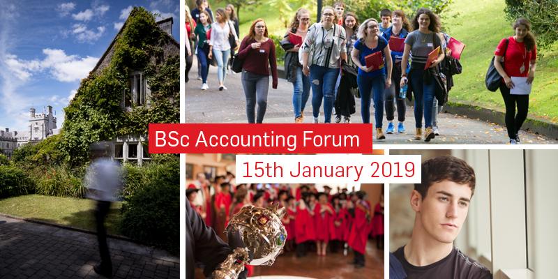 BSc Accounting Seminar 2019