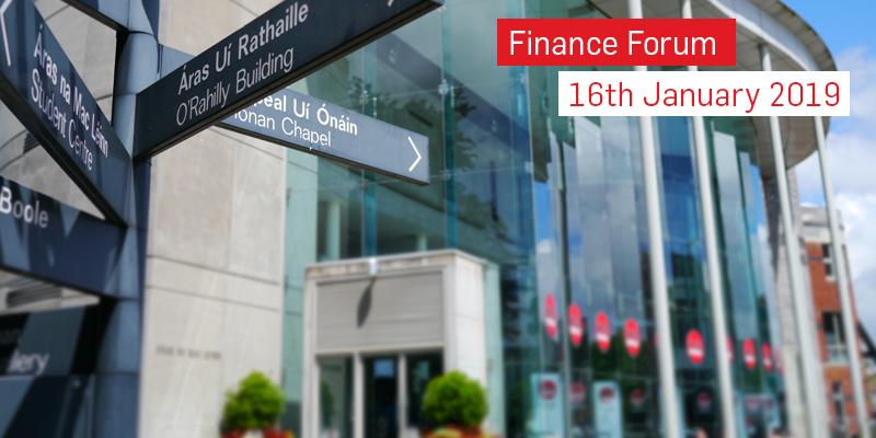 BSc Finance Forum 2019