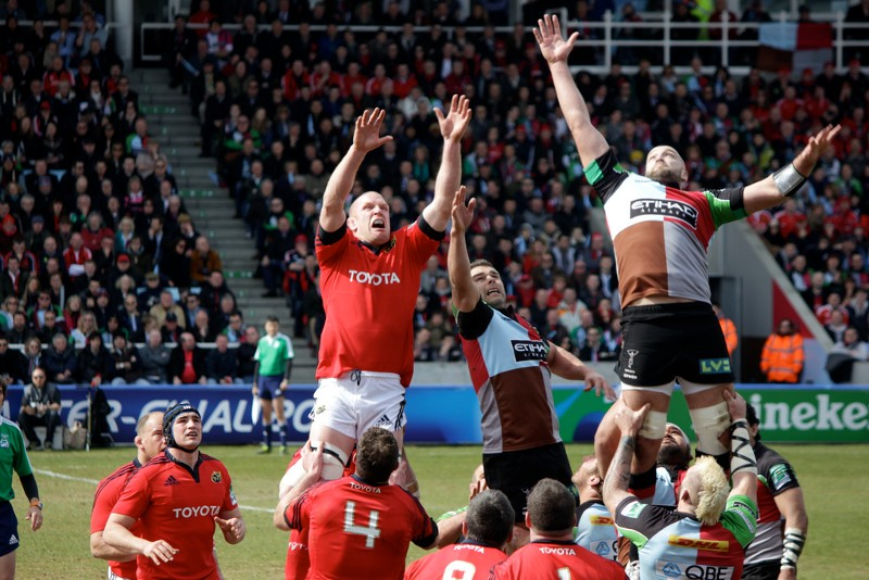 Munster Rugby -