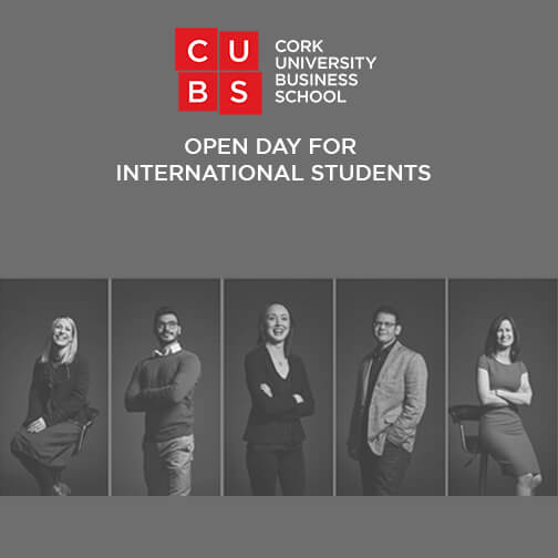 CUBS OPEN DAY FOR INTERNATIONAL STUDENTS