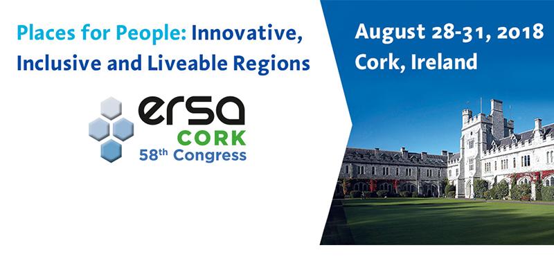 European Regional Science Association (ERSA) Annual Congress