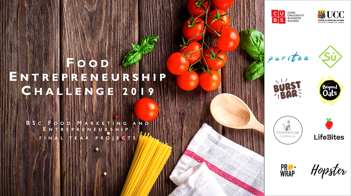 Food Entrepreneurship Challenge 2019