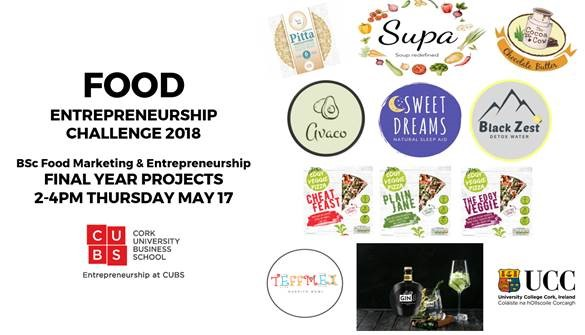 Food Entrepreneurship Challenge 2018