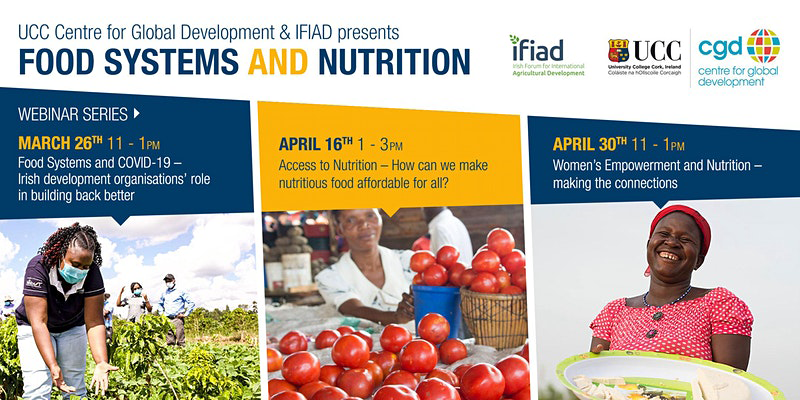 Food Systems and Nutrition Webinar Series