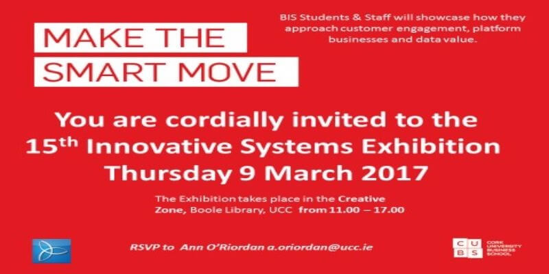 BIS - Innovative Systems Exhibition (ISE) 2016 - 9 March 2017