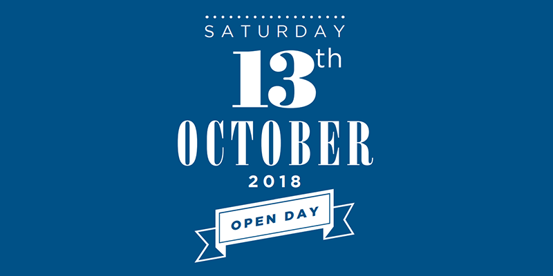 UCC Open Day 2018