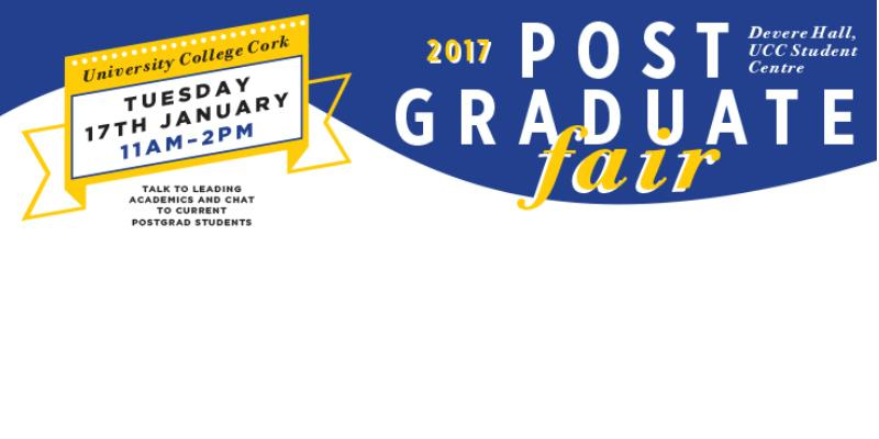 UCC Postgrad Fair
