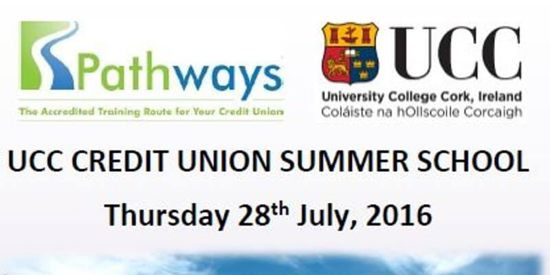 UCC CREDIT UNION SUMMER SCHOOL