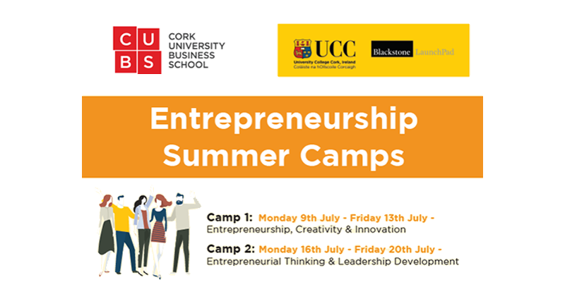 Entrepreneurship Summer Camps