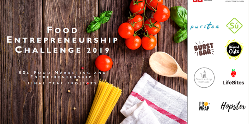 Food Entrepreneurship Challenge 2019