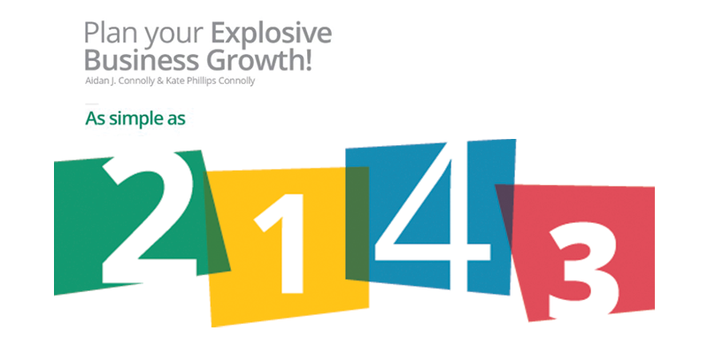 Book Launch Event - Plan your explosive business growth