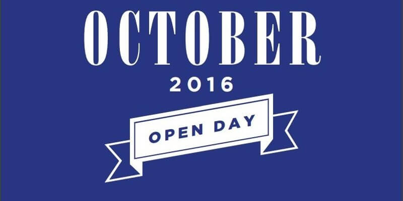 2016 UCC Open Day