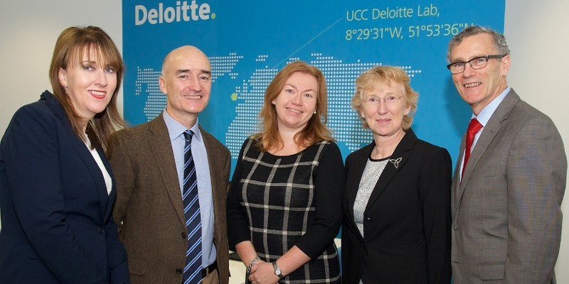 Deloitte Innovation Centre (UCC)