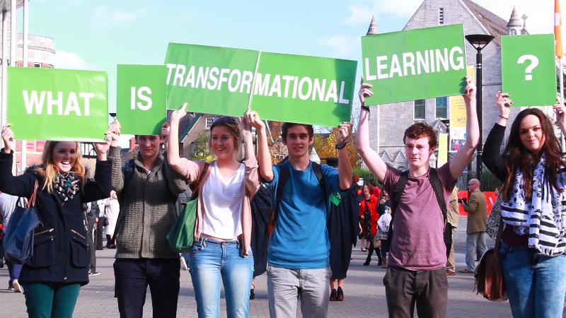 BA Economics through transformational learning visit
