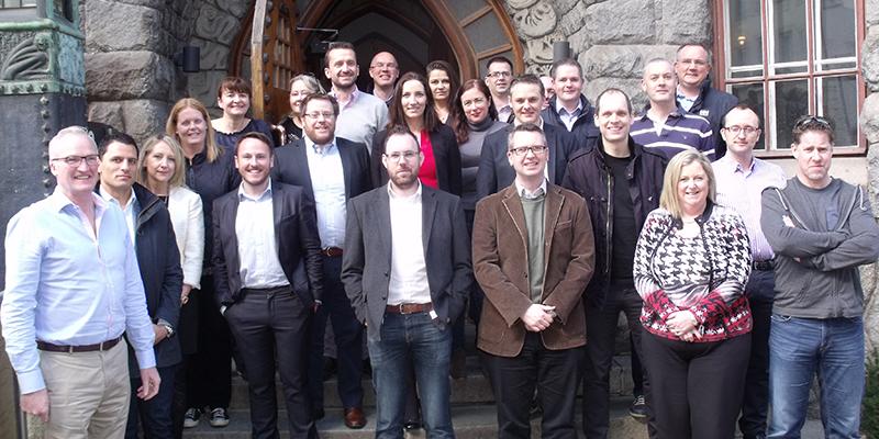 The UCC Executive MBA visits Helsinki