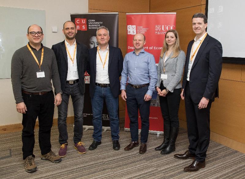 Irish Academics converge on UCC for the Irish Finance Symposium