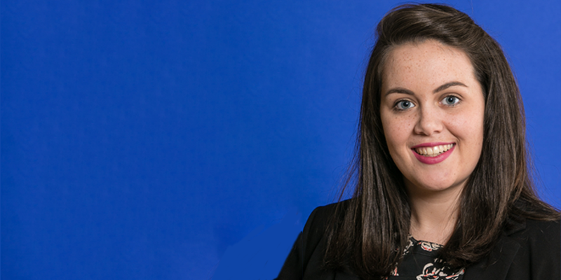 Aideen Driscoll Leverages Masters in Accounting to Pursue Diverse Career at KPMG