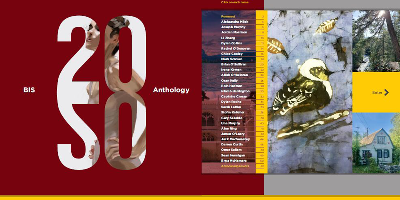 BIS Anthology Virtual launch