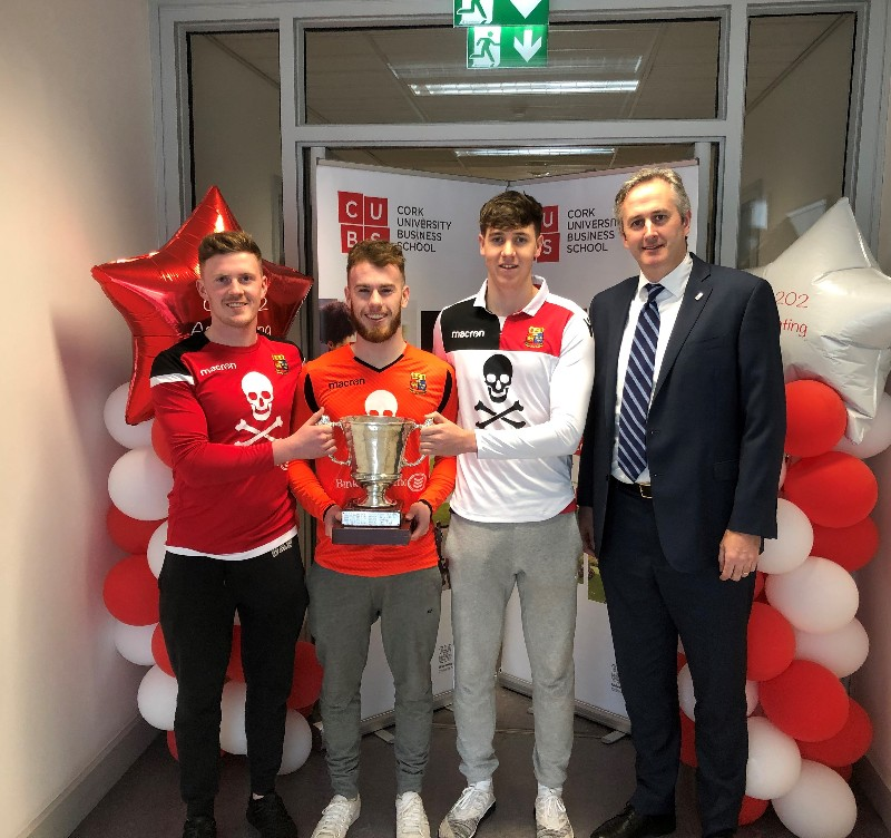 CUBS student success as 2019 Collingwood Cup Champions