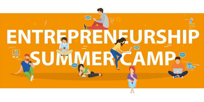 Successful Summer camp for future entrepreneurs