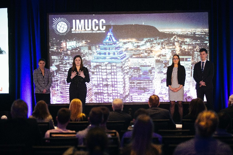 Taking to the global stage: a spotlight on the JMUCC student experience