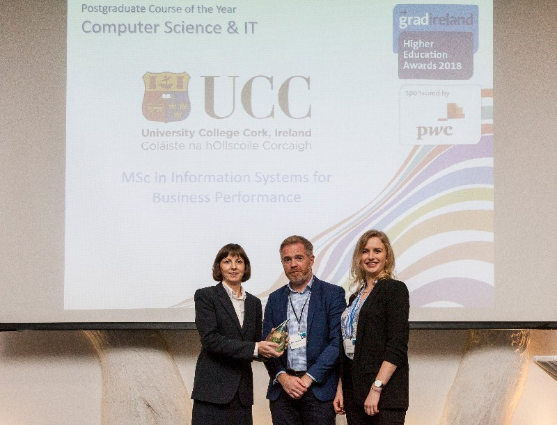 MSc ISBP honoured for sixth year in a row