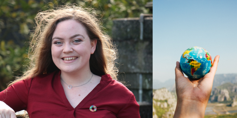 Student Profile: Mair Kelly speaks about her experiences in the BSc. International Development programme