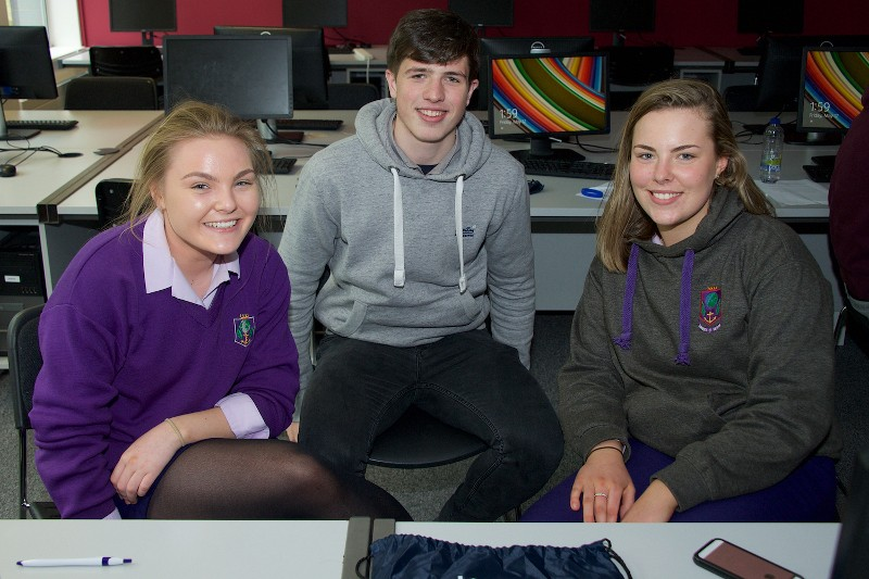 OPEN DAY: Leaving Cert students learn how to #MakeITWork with BIS at University College Cork