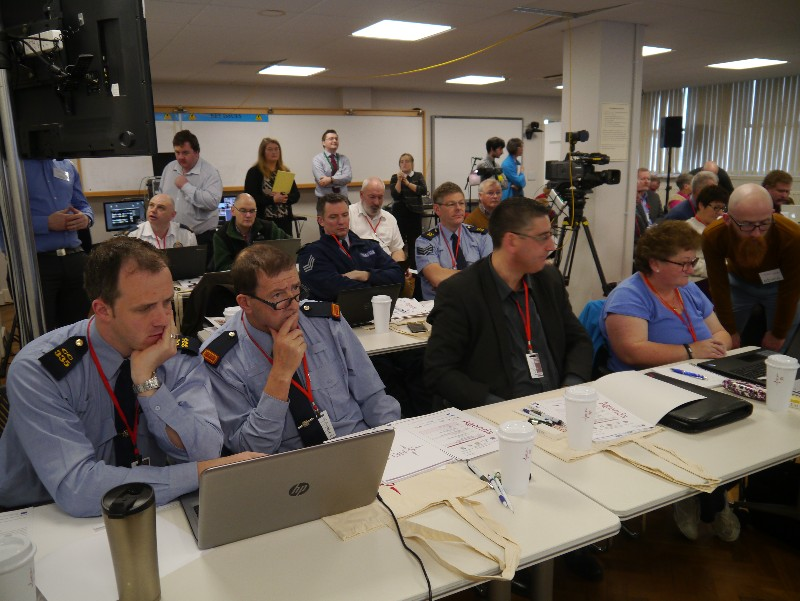 BIS, UCC Project Tests DS Tools to Enhance Emergency Preparedness, Response & Recovery