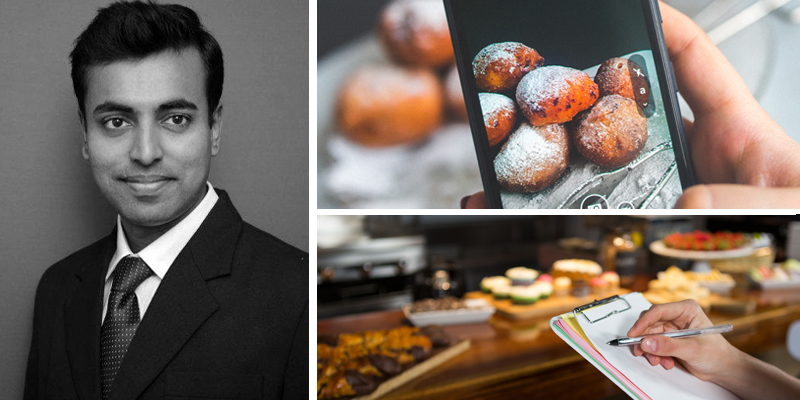 Sumeet Bhattacharjee Leverages MSc in Food Business and Innovation to Unleash his Potential