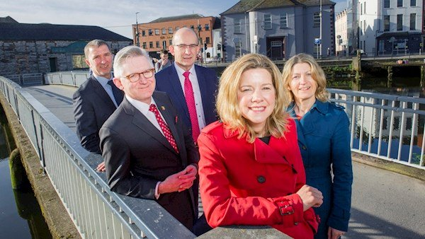New business school for Cork city centre, as UCC and Dairygold sign contracts