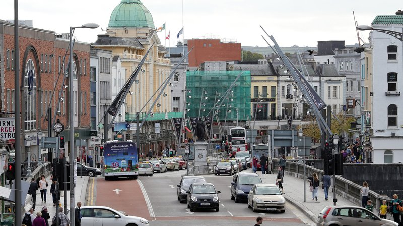 Why cars and motorways aren't the keys to Cork's future