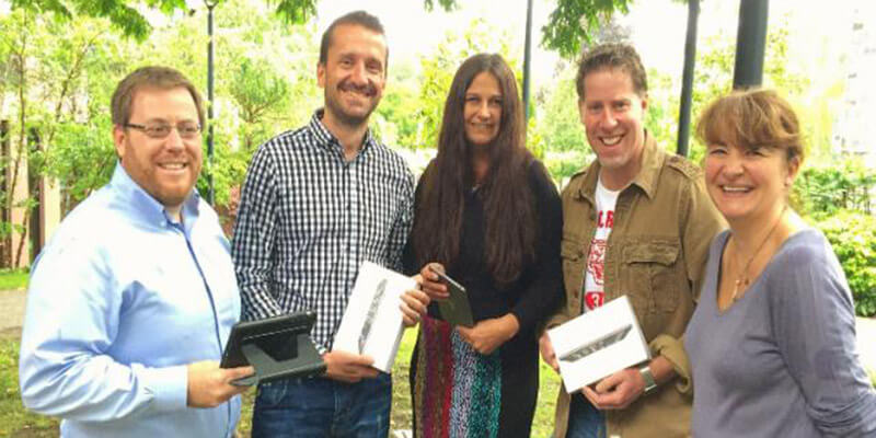 Mobile technology 'first' for UCC's MBA students