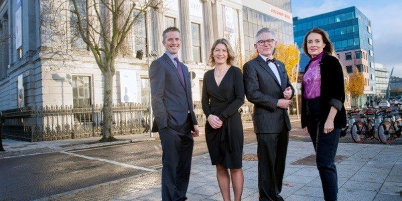 Ireland's largest business school opens doors to a top education