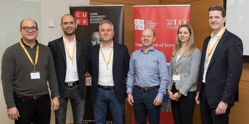 Irish Academics converge on UCC for the Irish Finance Symposium