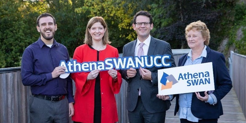 Athena Swan awards for University College Cork