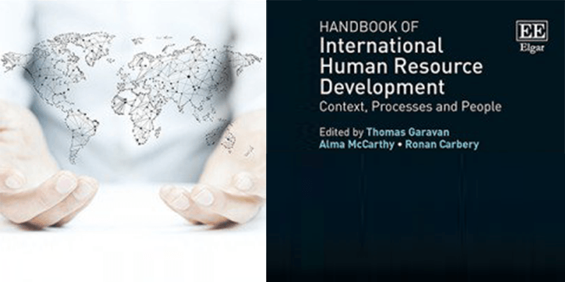 CUBS academic co-edits new book on Human Resource Development