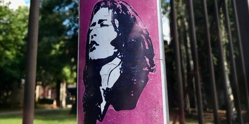 I'm sticking with you: the culture of street stickers