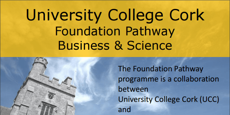 UCC and DIFC launch new Foundation Pathway programme
