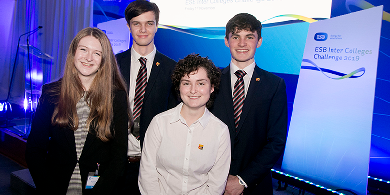 Accounting Student on ESB Inter-Colleges Challenge Team