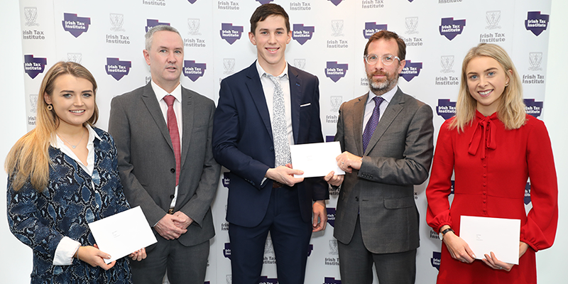 Accounting Students come 2nd in Irish Tax Institute - Fantasy Budget 2020 Competition