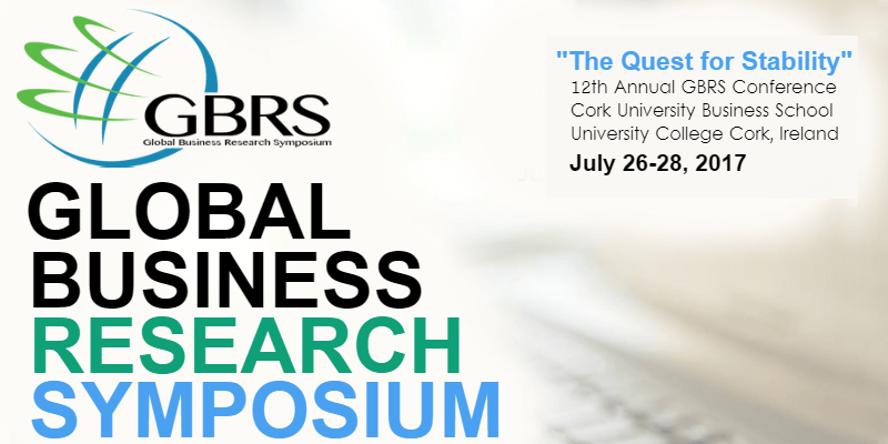 Call for Papers: CUBS to host Global Business Research Symposium