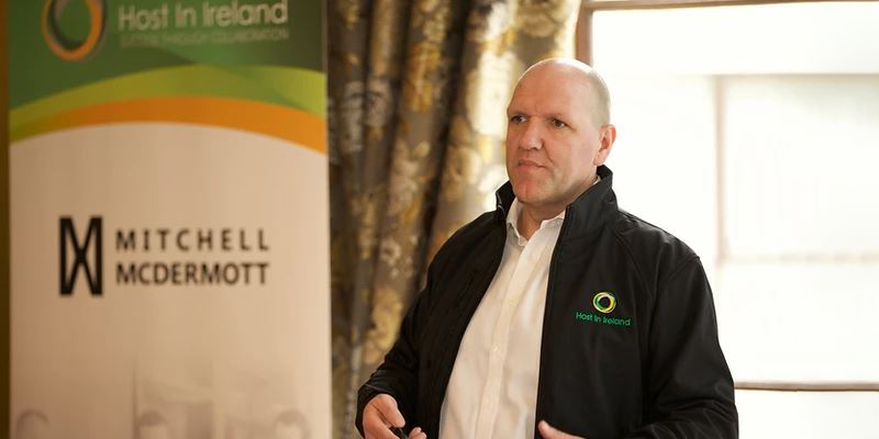 President of Host in Ireland Talks Data and Opportunities for Young Entrepreneurs