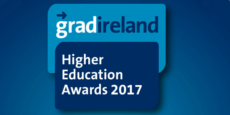 MSc ISBP win again at the gradireland Higher Education Awards