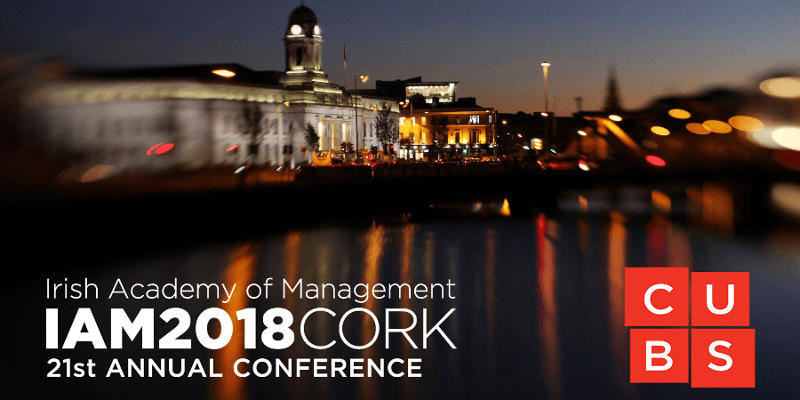 Call for Papers: CUBS to host Irish Academy of Management Conference