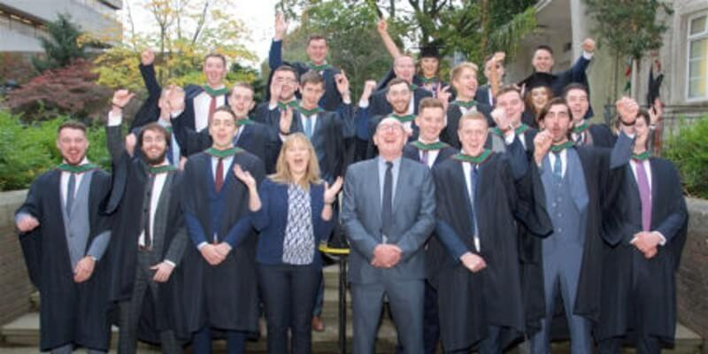 Graduates first to achieve IIBA Business Analysis Certificate