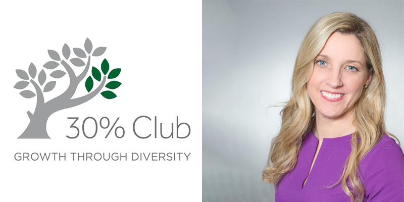 Karen Fleming Awarded CUBS 30% Club UCC Executive MBA Scholarship