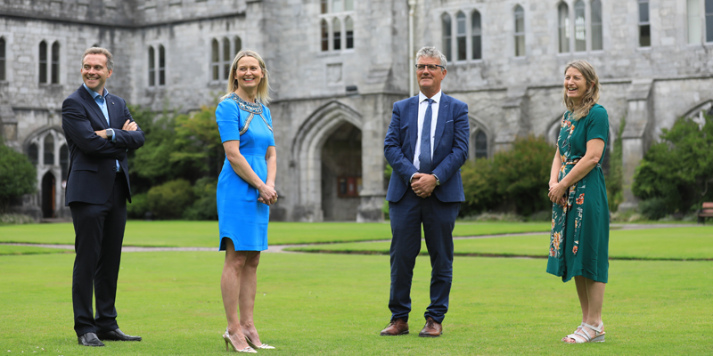 KPMG Announces Five Year Partnership with UCC
