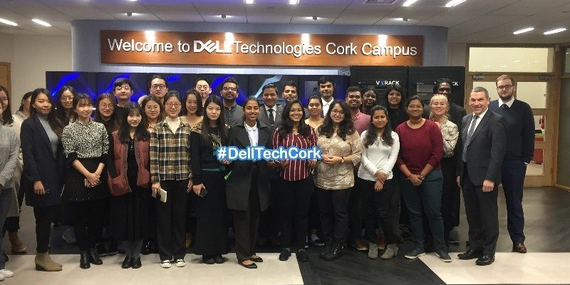 MSc in Management Information and Managerial Accounting Systems (MIMAS) visit Dell Techologies
